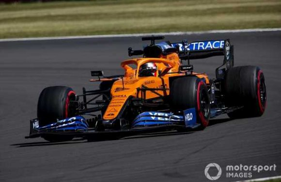 "F1 teams face tyre strategy ""headache"" at Silverstone"