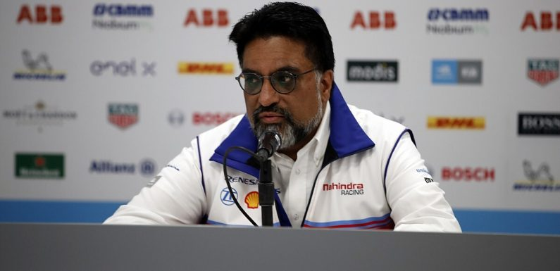 Mahindra FE boss Dilbagh Gill tests positive for COVID