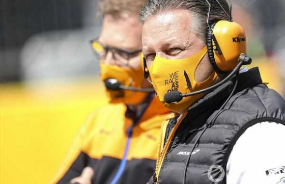 F1 News: McLaren is 'financially healthy' again, insists Brown