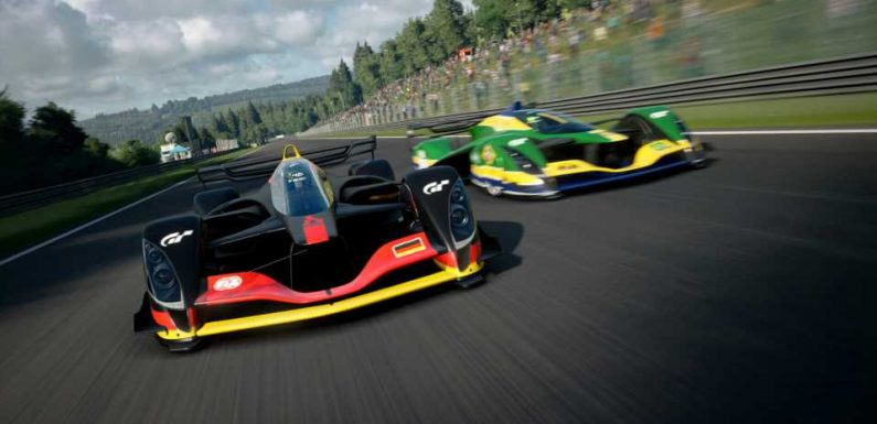Why Gran Turismo Partnered with Getty Images: An Interview with Clive Rose