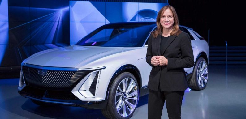 GM Outlines Its Technology Rollout Plan For China By 2030