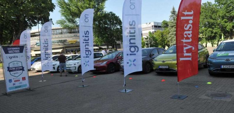 Ignitis On: The EV Rally Won By A Tesla Model 3 And A Peugeot e-208
