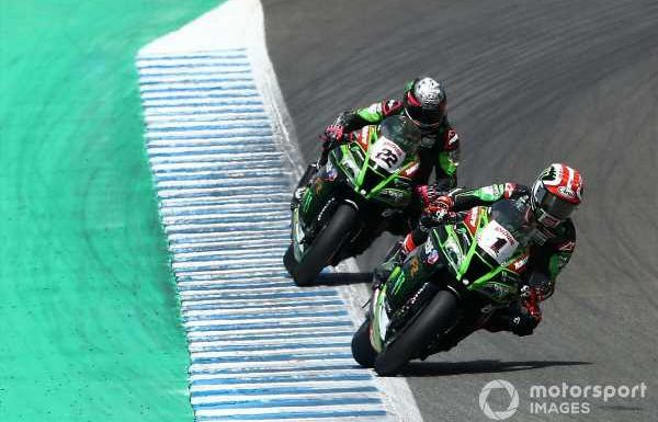 World Superbike: Jonathan Rea's worst-ever Kawasaki finish