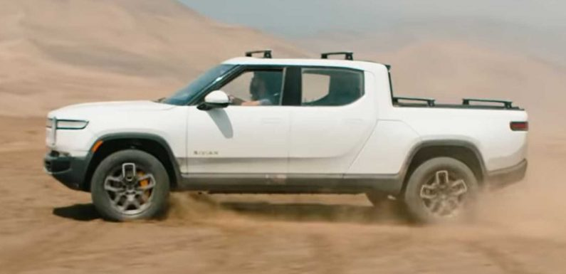 Rivian Reveals Footage From 100-Day, 13,000-Mile All-Electric Journey