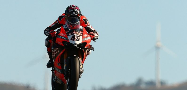 Redding relieved to get over with 'tough' Portimao weekend