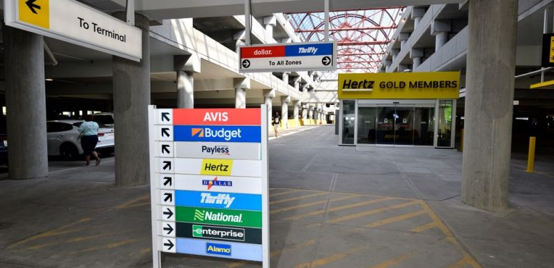 New Car Rental Facility Opens at Louisville Airport