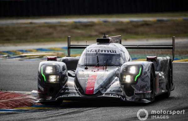 Le Mans 24 Hours: Senna hails Rebellion's 'incredible' P2