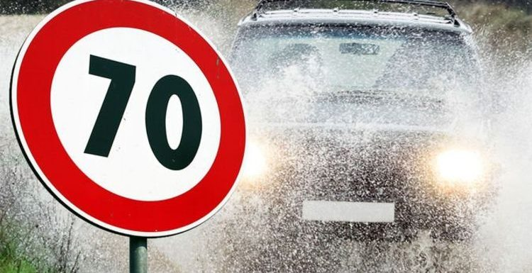 Variable speed limits based on weather would be a 'good idea' to slow drivers down