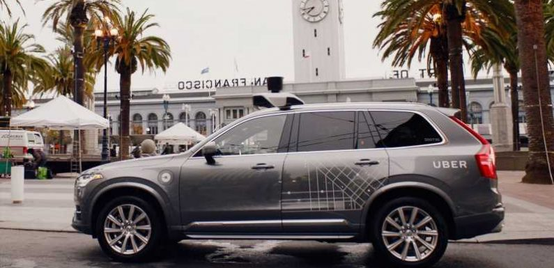 Uber Driver Charged in Fatal 2018 Autonomous Car Crash