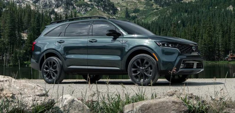 2021 Kia Sorento First Look: Taking Inspiration From the Telluride