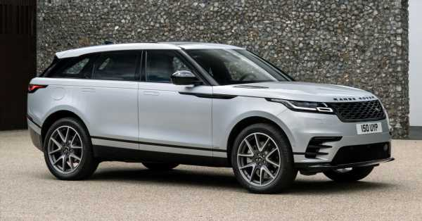 2021 Range Rover Velar gains some styling changes, new P400e plug-in hybrid variant with 53 km EV range – paultan.org