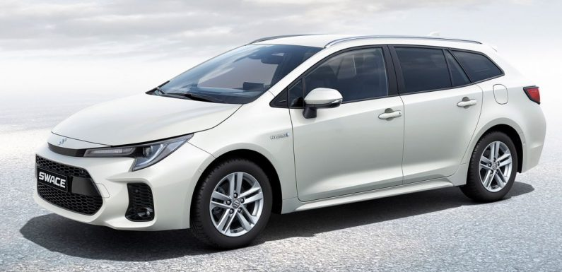 2021 Suzuki Swace launched in Europe – rebadged Toyota Corolla Touring Sports with 1.8L hybrid engine – paultan.org