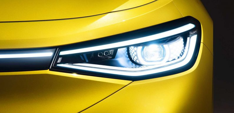 VW ID.4 Final Teaser Says Light Is The New Chrome