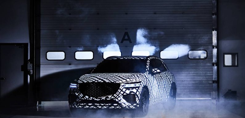 Genesis GVes Us Another SUV With the All-New GV70