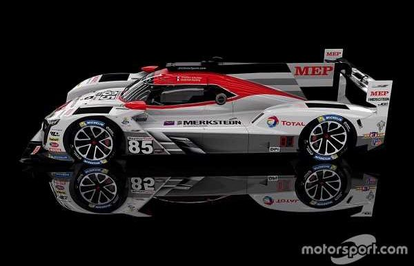 Aubry to join Vautier in JDC-Miller Cadillac at Mid-Ohio