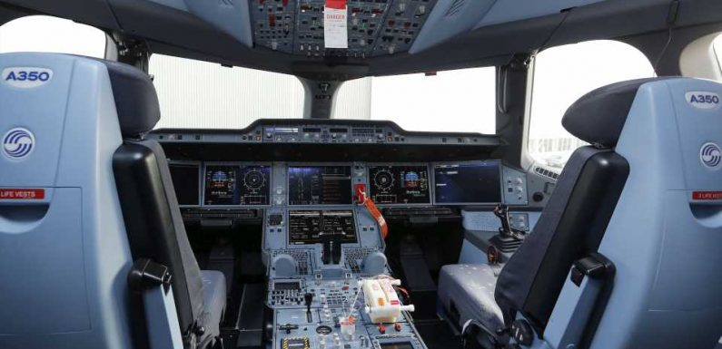 Airbus Redesigns A350 Center Console Because Pilots Keep Spilling Coffee on Critical Instruments