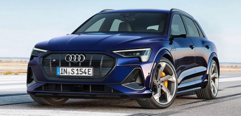 Audi e-tron S and e-tron S Sportback debut with three electric motors – 503 PS, 937 Nm; 0-100 km/h in 4.5s – paultan.org
