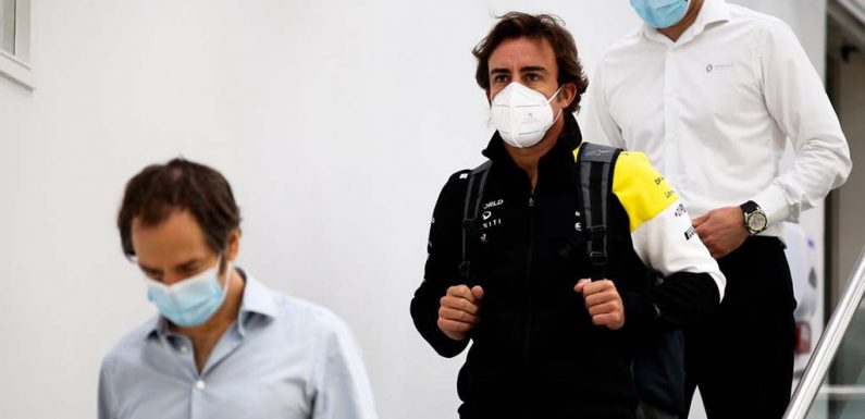 Fernando Alonso's 'incredible thrill' after Renault factory return