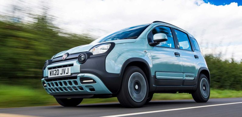 Fiat Panda Cross Hybrid review