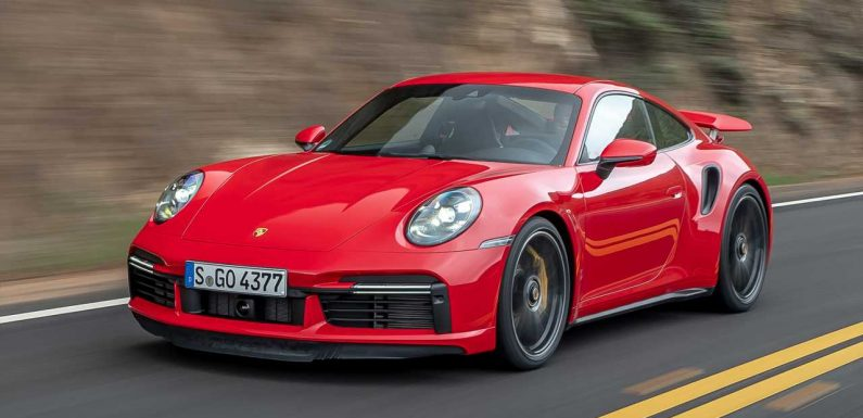 2021 Porsche 911 Turbo S Review: A Champion Emerges in the Best 911 Yet