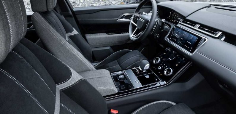 Next generation Jaguar Land Rover interiors to be made from recycled plastic waste