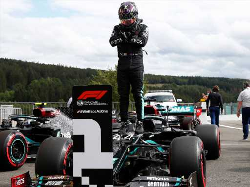 Why Lewis Hamilton leaving Mercedes isn't a risk worth taking