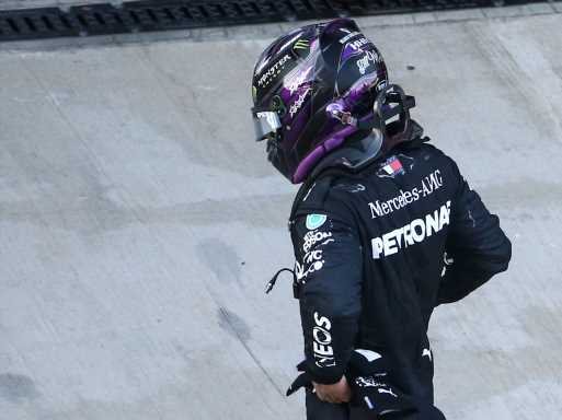 Lewis Hamilton 'on a different page' to the stewards   F1 News by PlanetF1