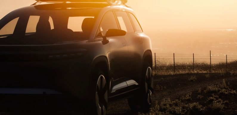 Lucid Project Gravity: electric SUV teased at Air reveal – paultan.org