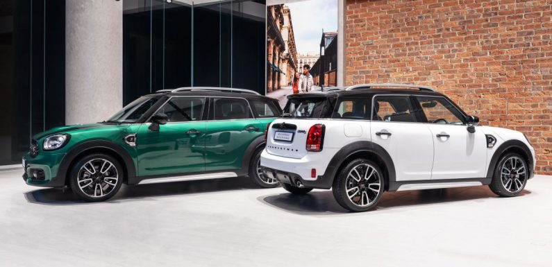 MINI Cooper S Countryman Sports receives Blackline Package and panoramic roof variants – from RM243k – paultan.org
