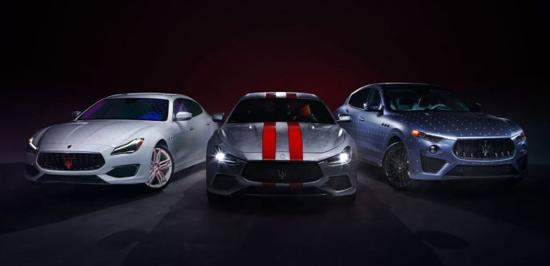Maserati launches Fuoriserie programme with special versions of the Ghibli, Levante and Quattroporte – paultan.org