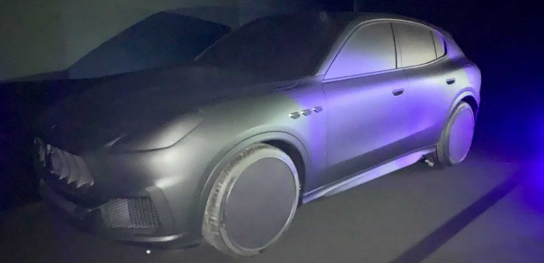 New 2022 Maserati Grecale SUV squares up to the Porsche Macan