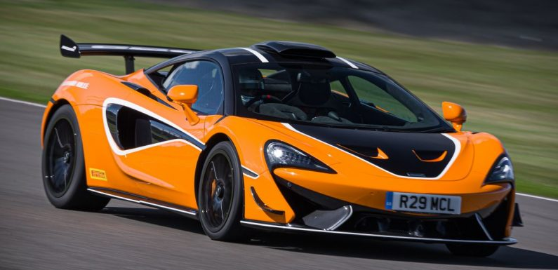 McLaren 620R now available with R Pack, roof scoop – paultan.org