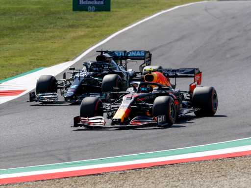 Lewis Hamilton 'not that great' around Mugello yet