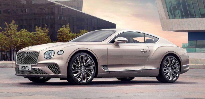 New Bentley Continental GT Mulliner Coupe debuts at Salon Prive