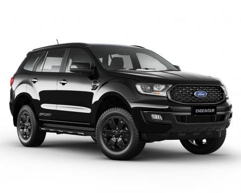 Ford Endeavour Sport launched at Rs. 35.10 lakh