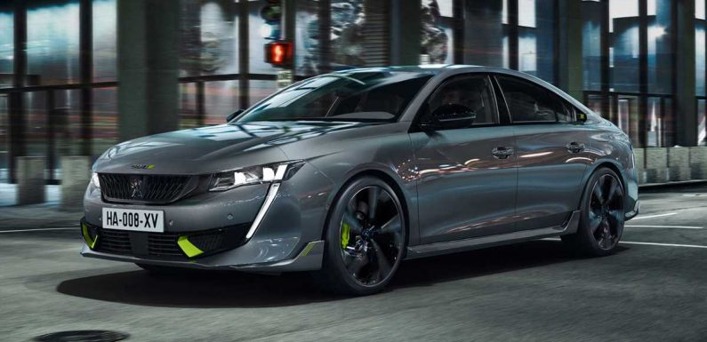 New 355bhp Peugeot 508 Sport Engineered revealed as most powerful road-going Peugeot ever