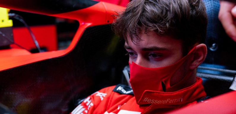 Webber: 'Leclerc could be next in the crosshairs'