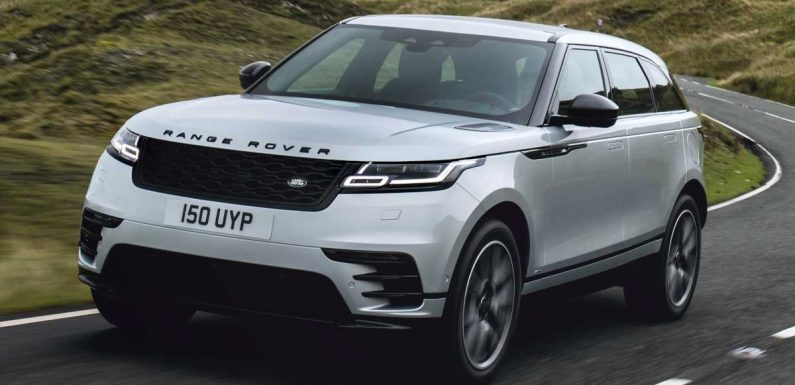 New Range Rover Velar PHEV launched with 33-mile electric range