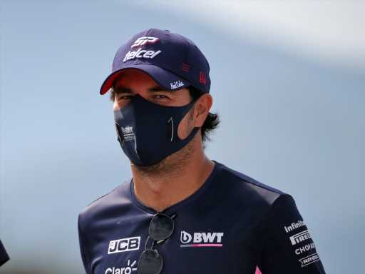 'Sergio Perez is one of close to 10 options for Haas'