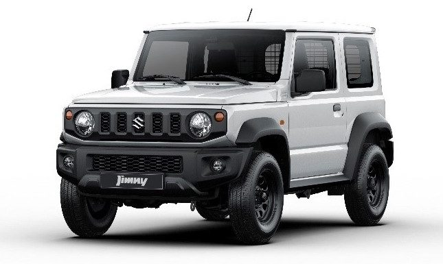 Suzuki Jimny reintroduced as a light commercial vehicle in Europe – 2-seater LCV with 863L boot space – paultan.org