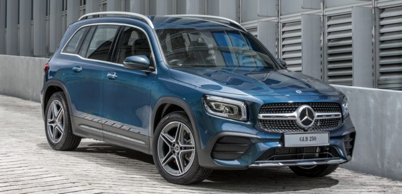 X247 Mercedes-Benz GLB SUV launched in Malaysia – seven-seat GLB200, GLB250 4Matic; from RM269k – paultan.org