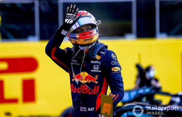 Red Bull: 'Too nice' Albon will take strength from F1 podium