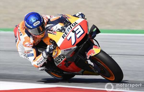 """Marquez: """"Time to take more risks"""" in rookie MotoGP season"""