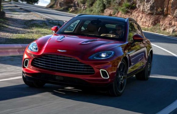Aston Martin DBX And Vantage Get Giant Price Cuts In The US