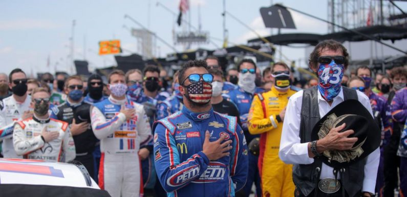 Bubba Wallace Will Leave Richard Petty Motorsports at The End of 2020