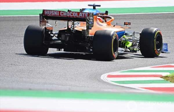 F1 should learn from Mugello's cambered corners, says Sainz