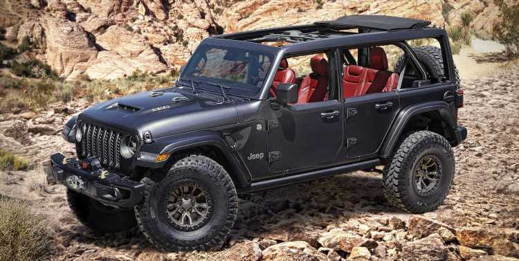 How Many Different Jeep Wranglers Can They Make, Anyway?