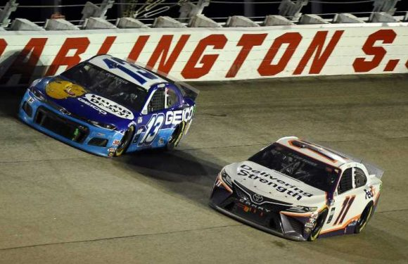 Denny Hamlin Linked to NASCAR Cup Team Ownership, and Regulations Permit It