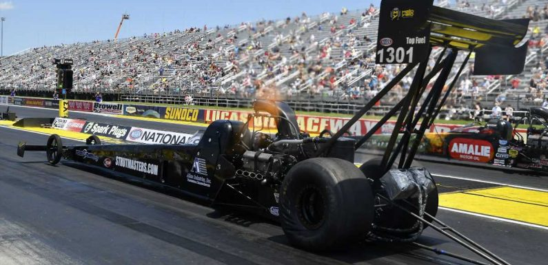 All is Not Well: NHRA Top Fuel Racer Issues Dire Warning About Series' Future