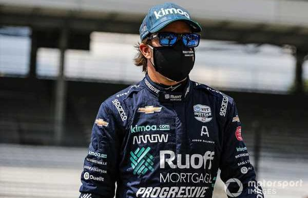 Renault in talks with FIA over Alonso 2020 test
